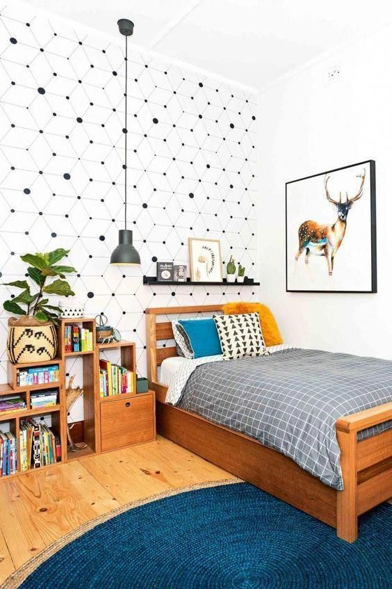 cool and stylish theme for kids room